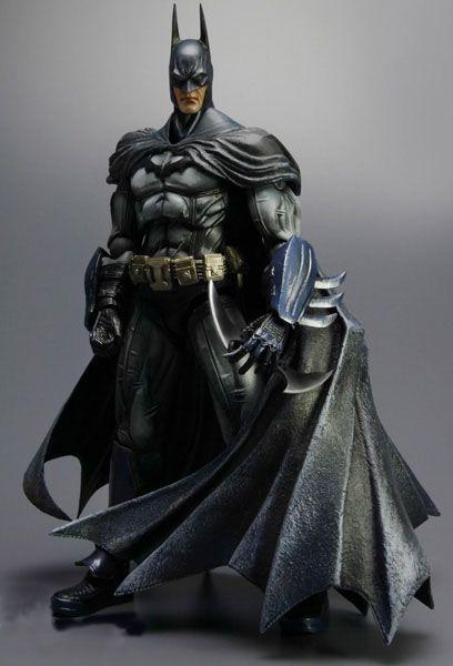 Batman Arkham Asylum Play Arts Kai Action Figure $59.99
