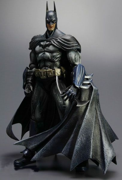 Batman Arkham Asylum Play Arts Kai Action Figure $59.99