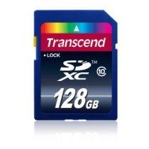 Transcend Information Transcend 128 GB SDXC Flash Memory Card