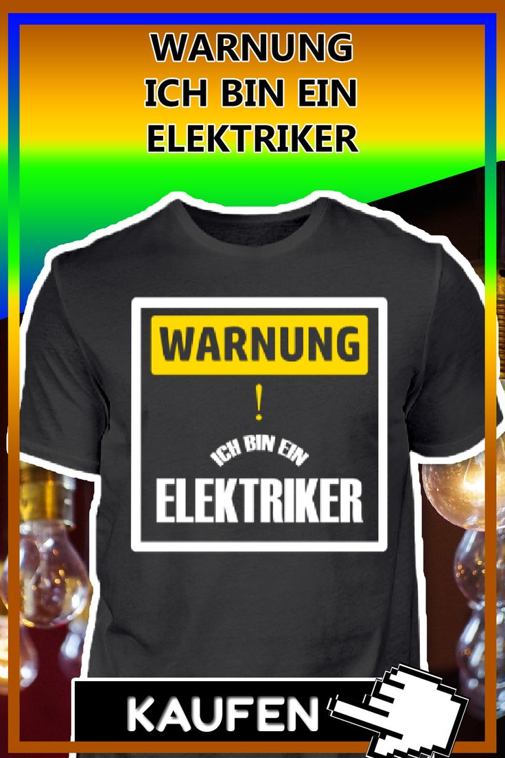 Ich Bin Elektriker