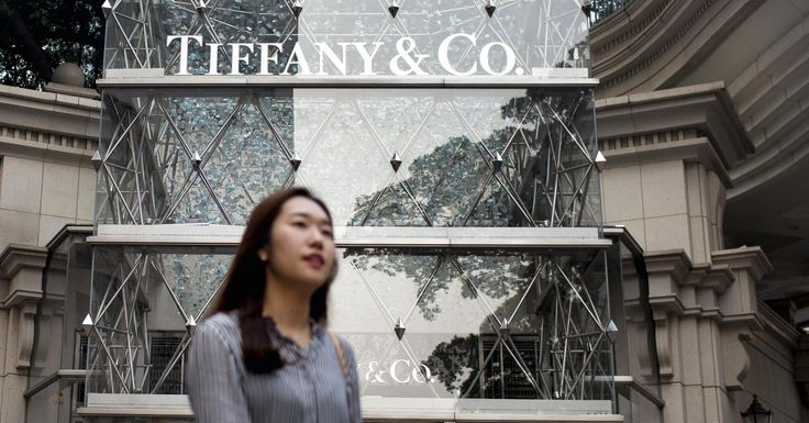 Bank of America makes Tiffany one of its top stock picks; shares jump