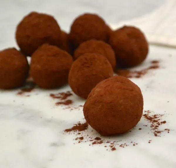foodness chocolade truffels ul