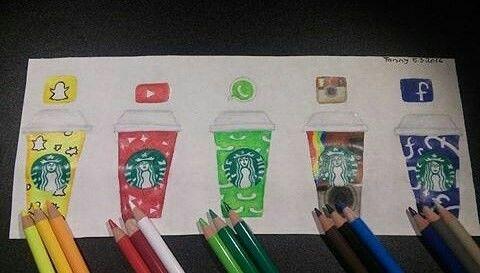 Starbucks redes socias