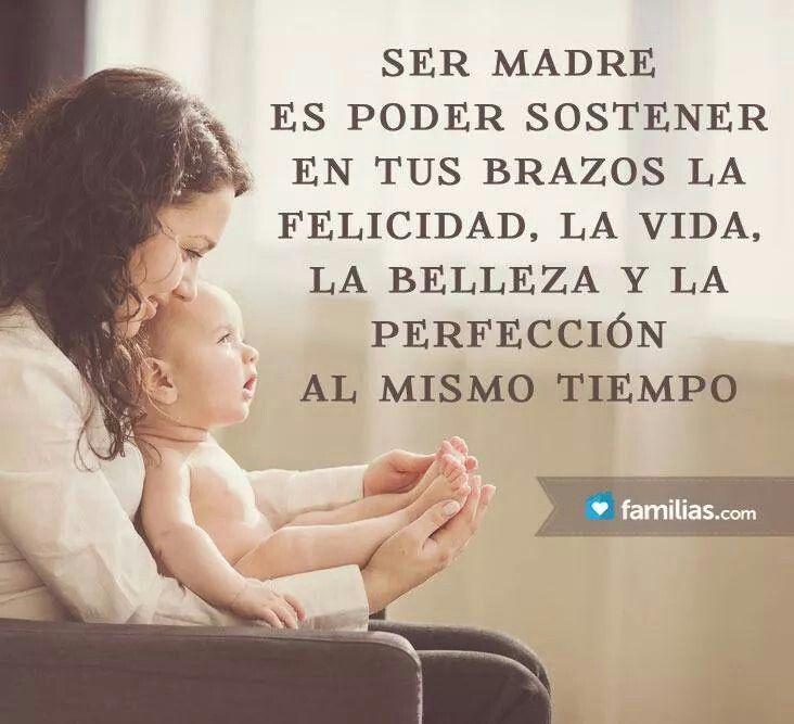 Lo increíble de ser Madre.❤