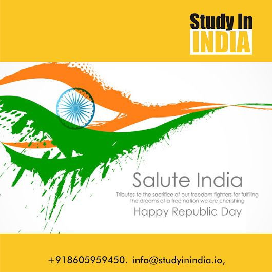 visit us on www.studyinindia.io for more information on study in India