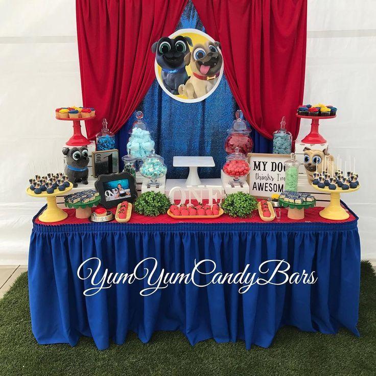 Yum Yum Candy Bars On Instagram Happy 1st Birthday Jesse Ray