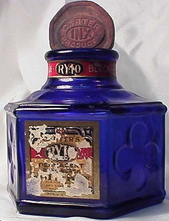 Antique Ink Bottle Hall of Fame