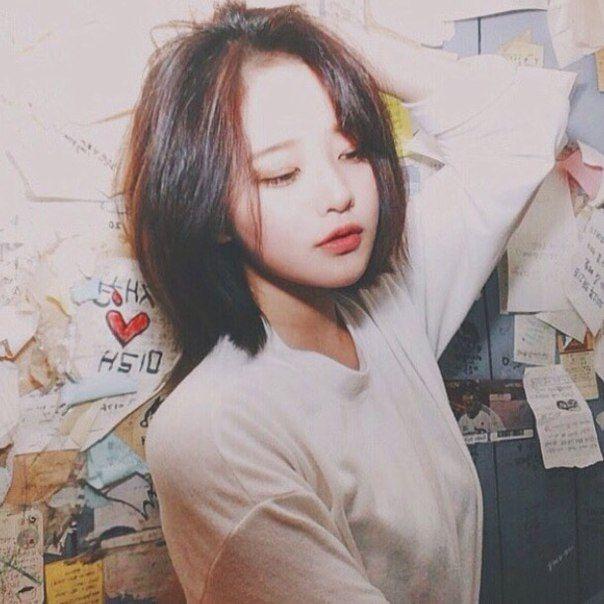 Short hairstyle 2018 korean