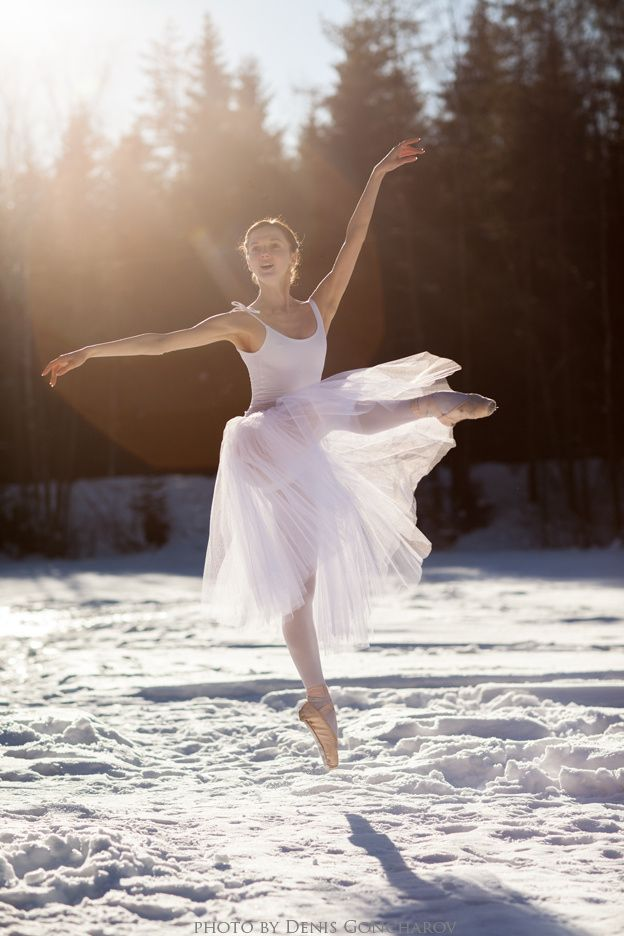Photograph winter ballet by Denis Goncharov on 500px