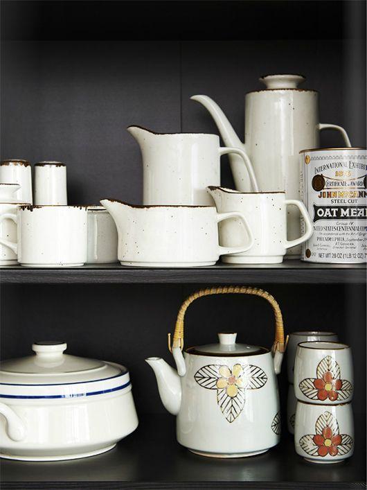 ceramic collections via covet garden / sfgirlbybay
