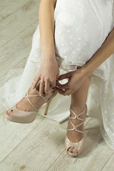 Νυφικά Παπούτσια,Ν. Θεσσαλονίκης,Lou Shoes www.gamosorganosi.gr