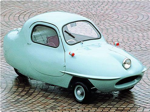 FUJI (富士自動車) : FujiCabin フジキャビン 1956