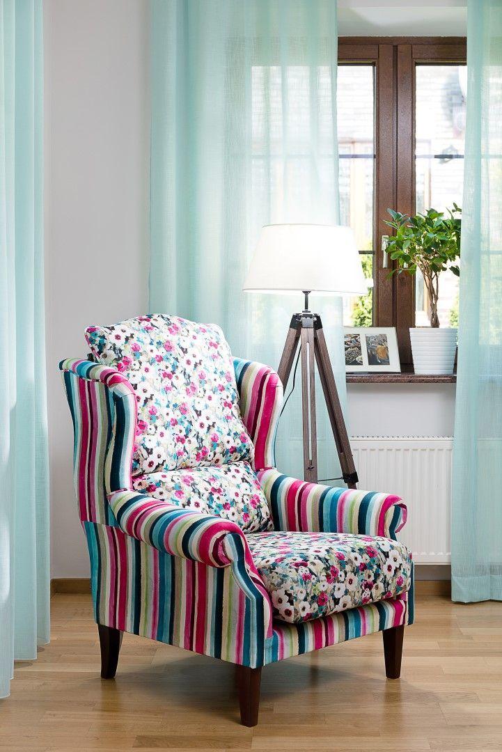 Kleider machen Leute - und Vorhänge machen Räume! Verpassen sie ihrem Zuhause einen individuellen Look mit maßgeschneiderten Dekoria-Vorhängen. #curtains #vorhänge #interiordesign