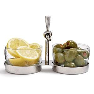 Style Your Own: Nautical Bar | Condiment Set | CoastalLiving.com