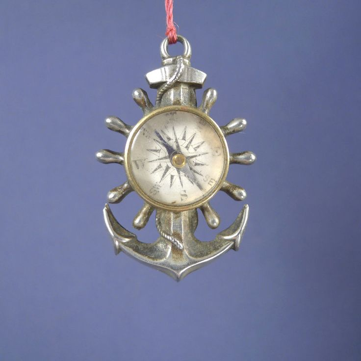 266 best jewelry antique compass fobs images on