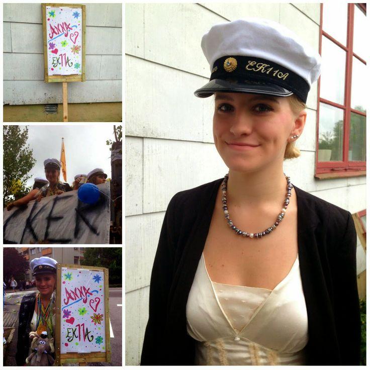 VisaLiza            : Student i Hult