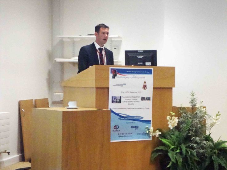 https://flic.kr/p/zYbRpr | Peter Monksfield 02 Neurosurgery pdate 2015 | New Dates for 2016 3rd – 9th October 2016 Coventry, United Kingdom University Hospital Neurosurgery Update Course  Providing education, inspiration and continuing learning development for doctors in neurosurgery who wish to ensure that their diagnostic and surgical skills are current and evidence-based in areas of Neurosurgery and other relevant topics in Neuroradiology, Neurology, Neuro-anaesthesia, etc.   Course…
