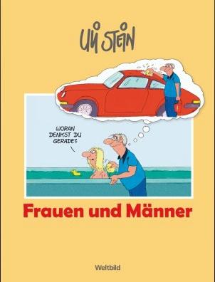 Uli Stein - Frauen und Männer. #UliStein