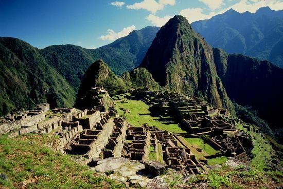 Top 10 dream trips : #4.Trek the Inca Trail to Machu Picchu Cusco Region, Peru