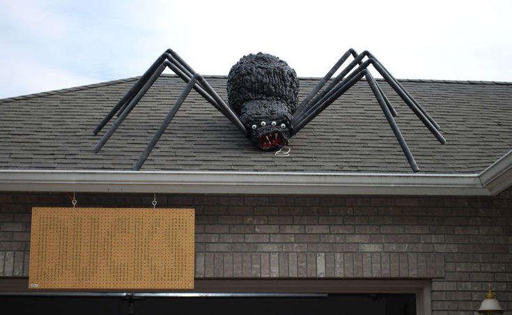 Ginat DIY Spider outdoor decoration