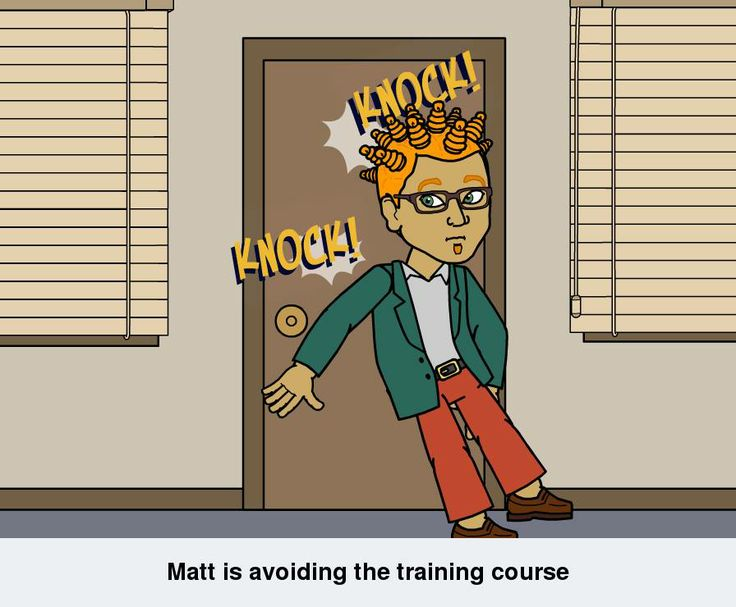 Matt avoided the TC at some point.