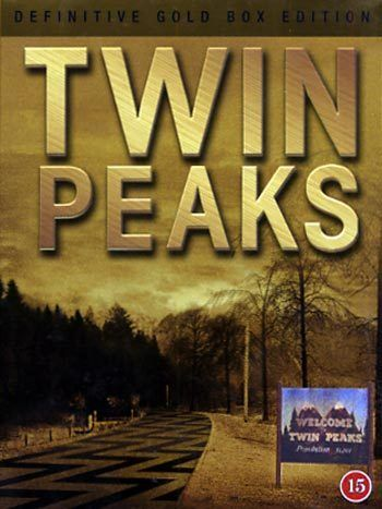 Twin Peaks - Definitive Gold Box Edition (10 disc) (DVD)