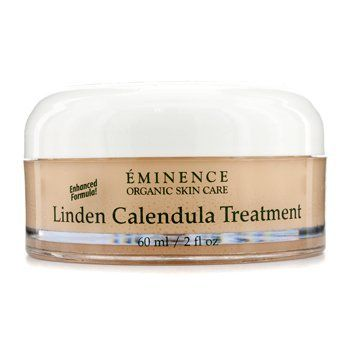 Eminence Linden Calendula Treatment (Dry & Dehydrated Skin) (Tradition Series) - 60ml/2oz by Eminence. Save 48 Off!. $51.78. Size - 60ml/2oz. A rich, intensive multi-action treatment Helps relieve irritation due to dryness, dehydration or sun damage Formulated with Linden & Calendula to deeply nourish skin Blended with Bioflavonoids to firm, enrich & nourish skin Can be used as a night cream or mask Reveals a softer, smoother, brighter & more flexible complexion Perfect for mature, dry…