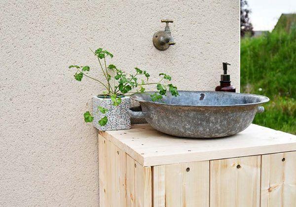 Vasque Exterieur