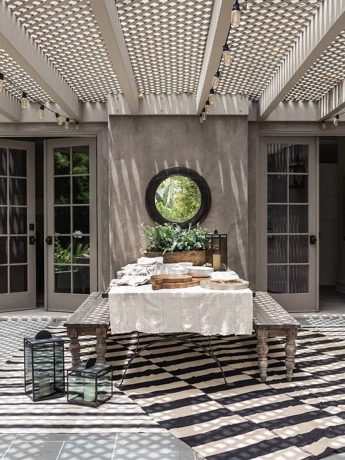 Decorist online interior designers share their tips for transformation your patio space into a relaxing oasis. Learn more!