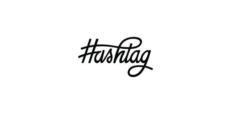Hashtag logo by lukedesign