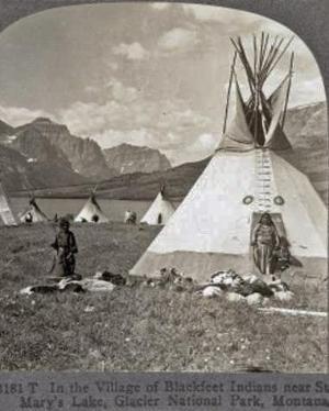 Native American Historic Photographs: Blackfeet/Blackfoot Indian Reservation Photo Gallery by beatriz