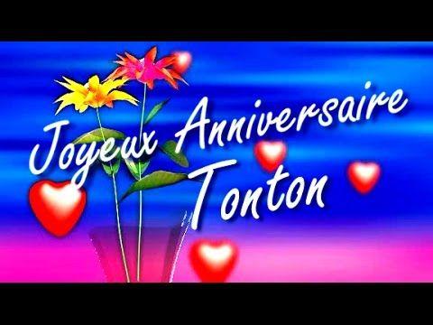 (102) Joyeux Anniversaire Tonton - YouTube