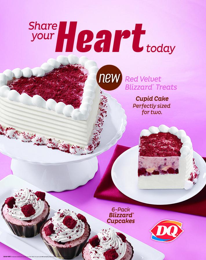 Red Velvet Ice Cream Cake Mother Dairy