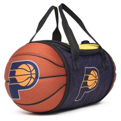 NBA Indiana Pacers Collapsible Basketball Lunch Bag