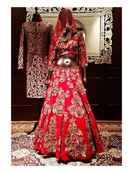 Manish Malhotra Bridal Collection 2015 (Desi Bridal Shaadi Indian Pakistani Wedding Mehndi Walima)
