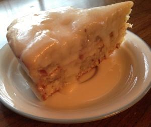 Mary Todd Lincoln's Vanilla Almond Cake  |  Teenage Cakeland