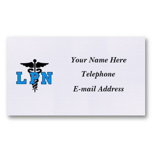 24 best business cards images on pinterest lipsense business cards lpn medical symbol business card template solutioingenieria Image collections