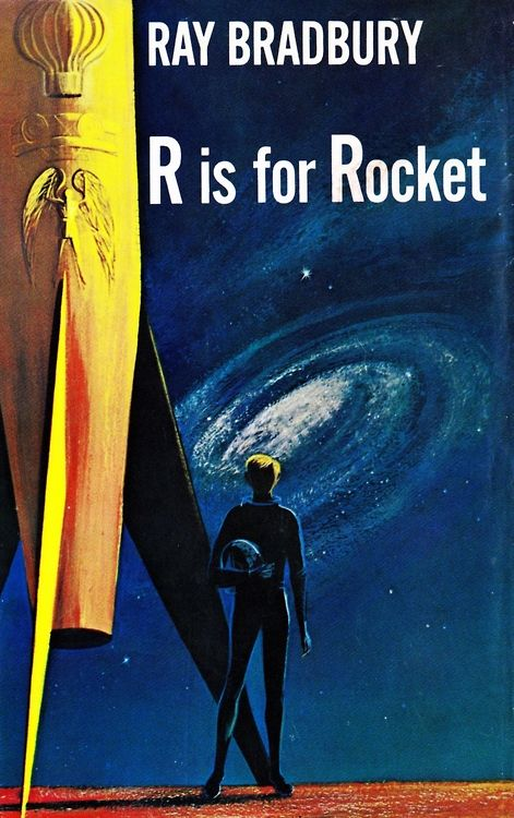 science fiction and ray bradbury The history books say that yuri gagarin was the first man in space, but the history  books are wrong it was ray bradbury and unlike gagarin.