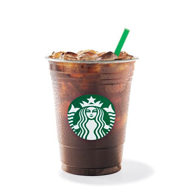 My Favorite Starbucks Order Iced Americano Only 15