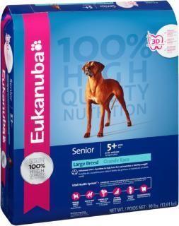 Eukanuba Large Breed Senior Dog 30# *Replaces 110203