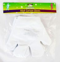 White Gloves Fancy Dress Cartoon Character Mickey Minnie Mouse Theatre Large Set