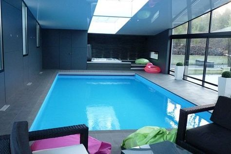 34 best piscine images on Pinterest Pool spa, Pools and Backyard pools