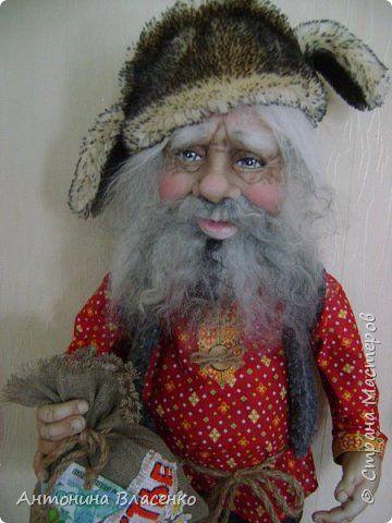 Дед да бабка фото 9 | Самодельные куклы, Глиняные ...