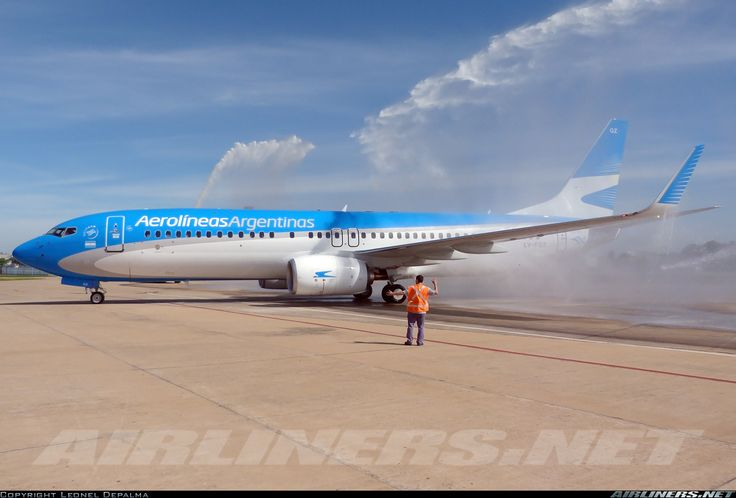 Boeing 737-8BK - Aerolineas Argentinas | Aviation Photo #2536295 | Airliners.net