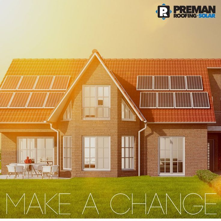 Transform Your #home With #SolarRoofing At Preman #Roofing #Solar. Our  Roofing Specialists Customize Each Solar #RoofingDesign And Carefully  Install Each ...