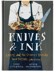 A Guidebook to Chef Tattoos - The New York Times