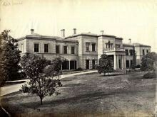 Government House in Adelaide,South Australia in 1875.