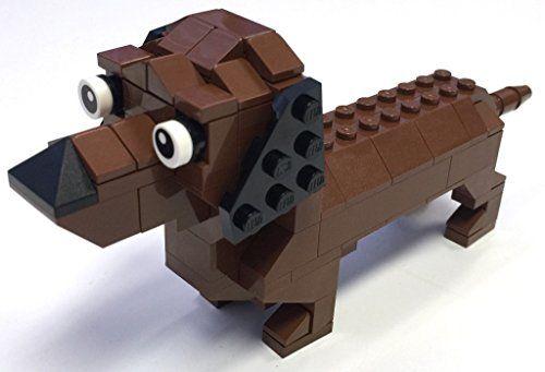 LEGO Dachshund Parts & Instructions Kit [Toy] LEGO http://www.amazon.com/dp/B00RDG1EC2/ref=cm_sw_r_pi_dp_em9Qvb1722FKK