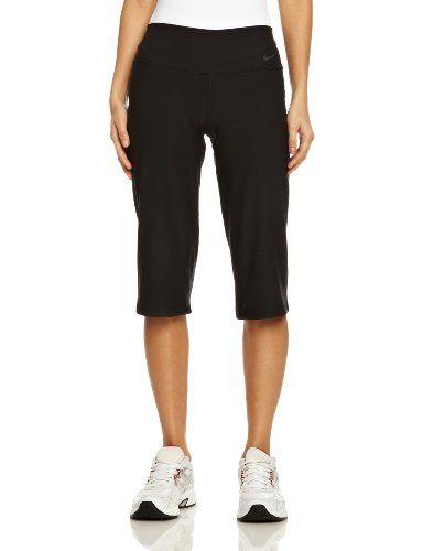 €10.72 in Gr. XS * Nike Damen Capri Legend 2.0 Regular, Black/Cool Grey *** Sportbekleidung günstig