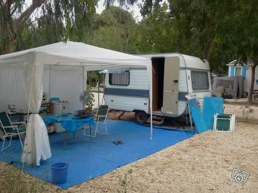 A Really Useful Alternative To A Caravan Awning Caravan